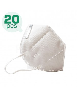 N95 Respirator Mask for Coronavirus 20pcs