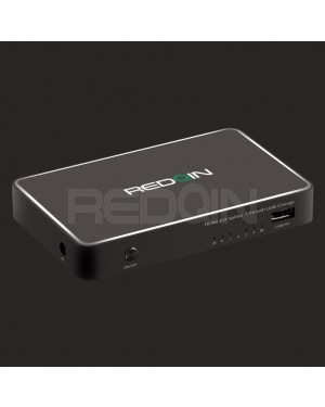 HDMI 2.0 1X 4 Splitter with USB Charge